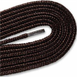 Nylon Boot Laces Brown