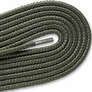 Heavy Duty Boot Laces - Camouflage Green (2 Pair Pack) Shoelaces from Shoelaces Express