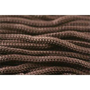 "11"" Bag Handle Laces - Brown Shoelaces from Shoelaces Express"