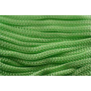 Bag Handle Barb Laces Green 11""