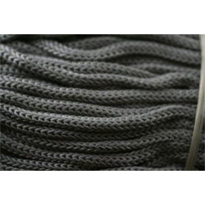 Bag Handle Barb Laces Gray 11""