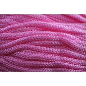 Bag Handle Barb Laces Pink 11""