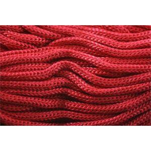 Bag Handle Barb Laces Red 11""