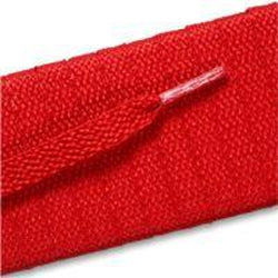 New Balance Flat Athletic Laces - Red (2 Pair Pack) Shoelaces from Shoelaces Express