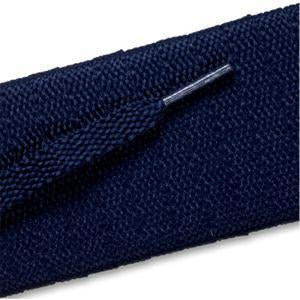 New Balance Flat Athletic Laces - Navy (2 Pair Pack) Shoelaces from Shoelaces Express