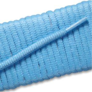 New Balance Oval Athletic Laces - Carolina Blue (2 Pair Pack) Shoelaces from Shoelaces Express