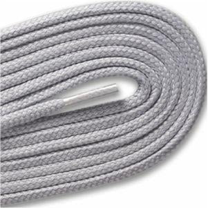 New Balance Round Athletic Laces - Gray (2 Pair Pack) Shoelaces from Shoelaces Express