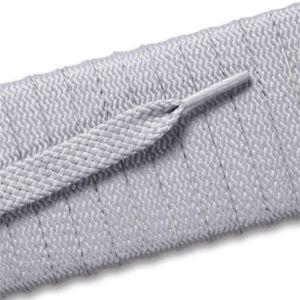 New Balance Flat Tubular Laces 991 - Gray (2 Pair Pack) Shoelaces from Shoelaces Express