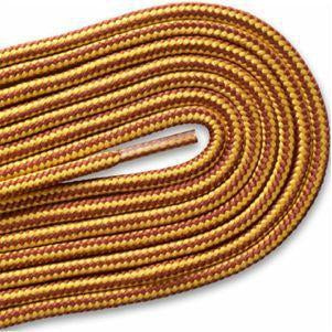 New Balance Hiker Laces - Gold-N-Tan (2 Pair Pack) Shoelaces from Shoelaces Express