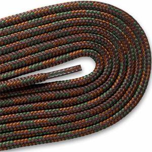 New Balance Hiker Laces - Chestnut/Brown/Moss (2 Pair Pack) Shoelaces from Shoelaces Express