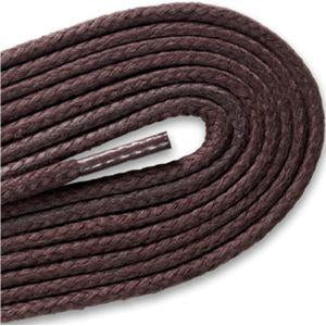 Rockport Glazed Waterproof Laces - Brown (1 Pair Pack) Shoelaces from Shoelaces Express