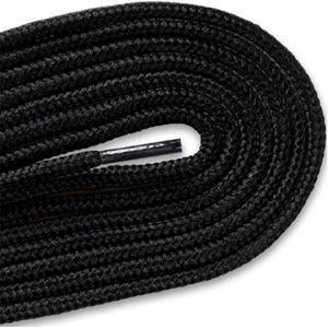 Rockport Hiker World Tour Laces - Black (1 Pair Pack) Shoelaces from Shoelaces Express