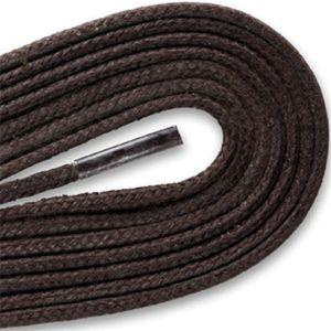 Rockport Glazed Dressport Laces - Brown (1 Pair Pack) Shoelaces from Shoelaces Express