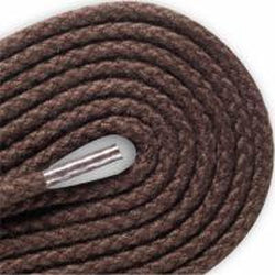 Red Wing Round Cordura Laces - Brown (2 Pair Pack) Shoelaces from Shoelaces Express