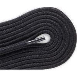 Red Wing Round Waxed Laces - Black (2 Pair Pack) Shoelaces from Shoelaces Express