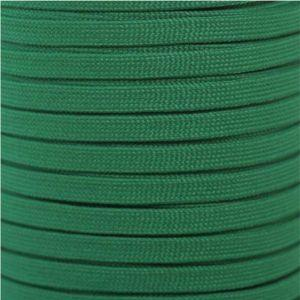Spool - Flat Tubular Athletic - Kelly Green (144 yards) Shoelaces from Shoelaces Express
