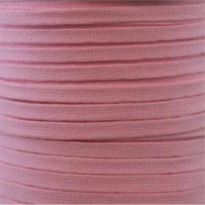 "Spool - 5/16"" Flat Tubular Athletic - Pink (144 yards) Shoelaces from Shoelaces Express"