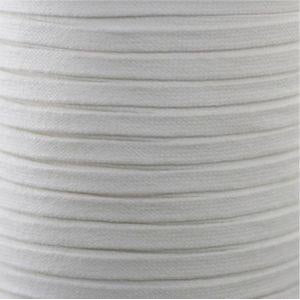 "Spool - 3/8"" Cotton - White (144 yards) Shoelaces from Shoelaces Express"