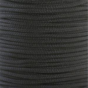 Spool - Round Athletic - Black (144 yards) Shoelaces from Shoelaces Express