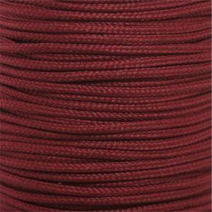 Spool - Round Athletic - Maroon (144 yards) Shoelaces from Shoelaces Express