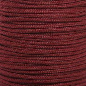 Round Athletic Laces Custom Length with Tip - Maroon (1 Pair Pack) Shoelaces from Shoelaces Express