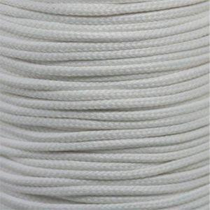Spool - Round Athletic - White (144 yards) Shoelaces from Shoelaces Express