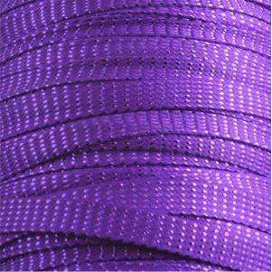 Spool Glitter Flat Purple 144 Yards