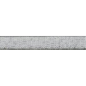 Spool - Metallic Flat - Silver (144 yards) Shoelaces from Shoelaces Express