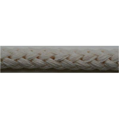 Cotton Draw Cord - Natural - Custom Length Shoelaces from Shoelaces Express