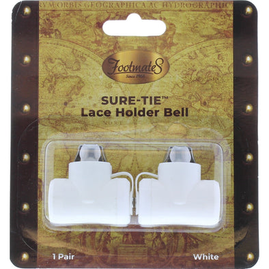 SURE-TIE Lace Holder Bell Shoelaces from Shoelaces Express