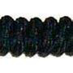 Curly Laces - Black (1 Pair Pack) Shoelaces from Shoelaces Express