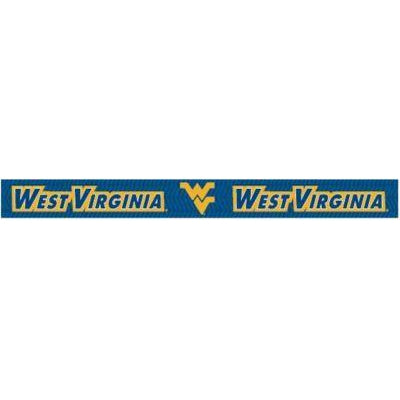 University of West Virginia LaceUps 54""