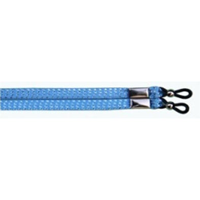 Wholesale Eyewear Retainer - Glitter Blue (12 Pack) Shoelaces from Shoelaces Express