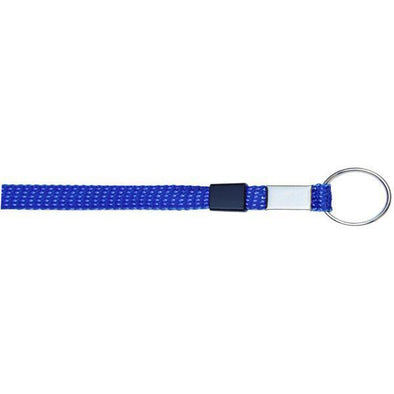 "Wholesale Key Ring Glitter 3/8"" - Royal Blue (12 Pack) Shoelaces from Shoelaces Express"