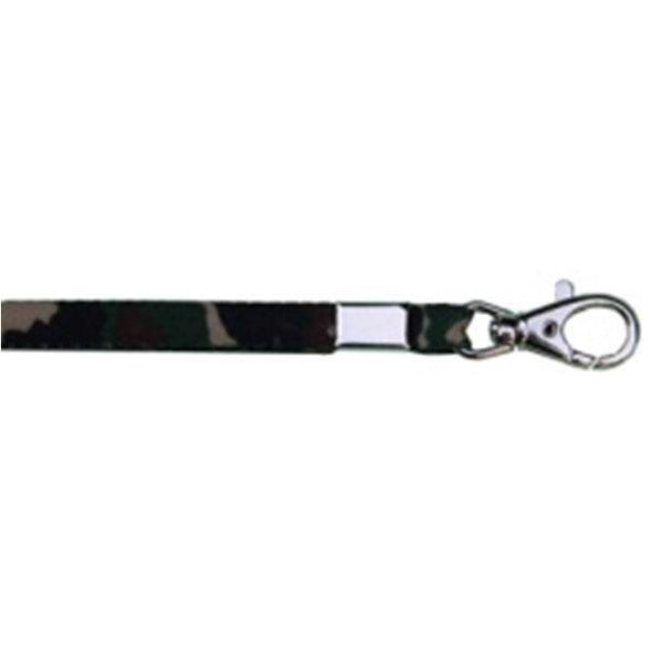 "Lanyard 3/8"" - Olive Camouflage (12 Pack) Shoelaces from Shoelaces Express"