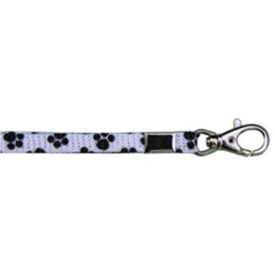 "Wholesale Lanyard Glitter 3/8"" - Paw (12 Pack)"