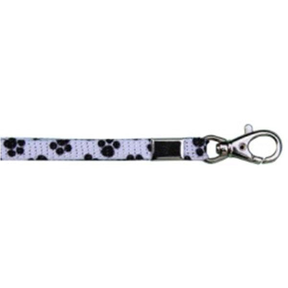 "Wholesale Lanyard Glitter 3/8"" - Paw (12 Pack) Shoelaces from Shoelaces Express"