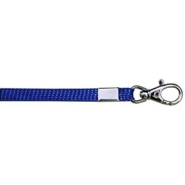 "Lanyard Glitter 3/8"" - Royal Blue (12 Pack) Shoelaces from Shoelaces Express"