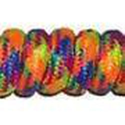 Curly Laces - Rainbow (1 Pair Pack) Shoelaces from Shoelaces Express