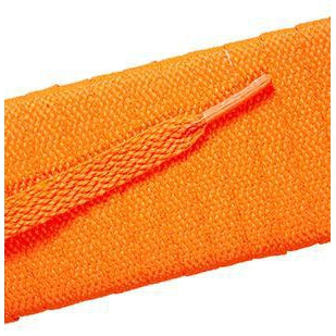 Flat Athletic Laces - Rocky Top Orange (2 Pair Pack) Shoelaces from Shoelaces Express