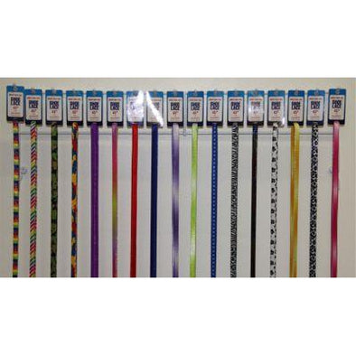 Shoelaces Display Rack - Wall Mount Shoelaces from Shoelaces Express