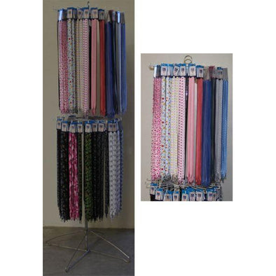 Shoelaces Display Rack - Round Stand