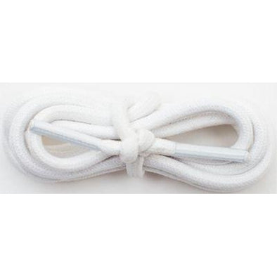 "Spool - 3/16"" Waxed Cotton Round - White (144 yards) Shoelaces from Shoelaces Express"