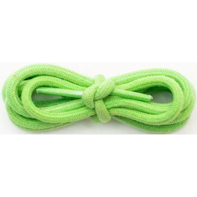 "Spool - 3/16"" Waxed Cotton Round - Lime (144 yards) Shoelaces from Shoelaces Express"