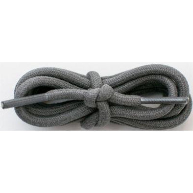 "Spool - 3/16"" Waxed Cotton Round - Dark Gray (144 yards) Shoelaces from Shoelaces Express"