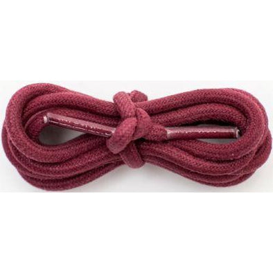 "Spool - 3/16"" Waxed Cotton Round - Burgundy (144 yards) Shoelaces from Shoelaces Express"