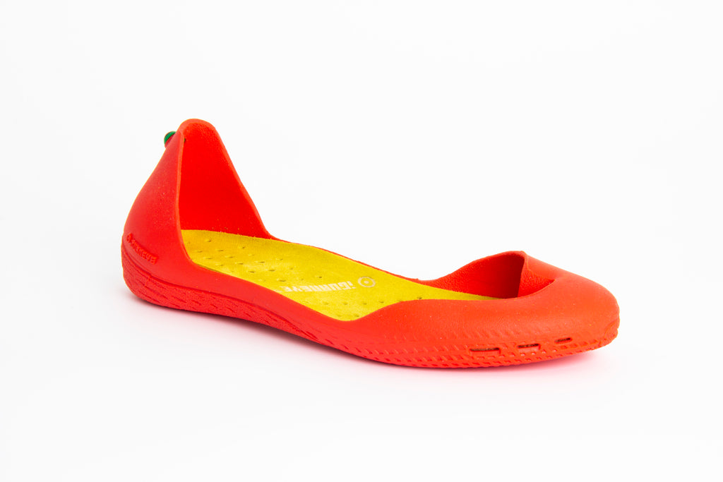 FRESHOE Pepper Red + Yellow Green
