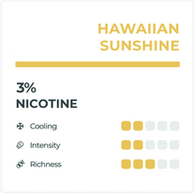 Load image into Gallery viewer, Hawaiian Sunshine (3 Pack Cotton Atomizer)