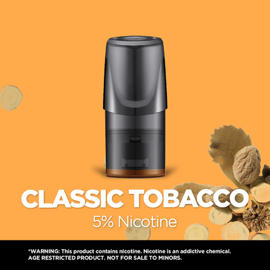 Classic Tobacco (Pack of 3)