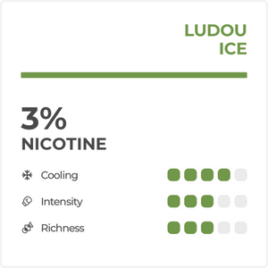 Ludou Ice (3 Pack)